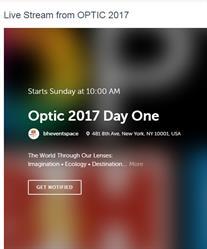 BHPhoto Livestream Optic 2017