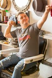 Sean McElwee To Return For Season Three On The Emmy Winning A&E Series 'Born This Way'