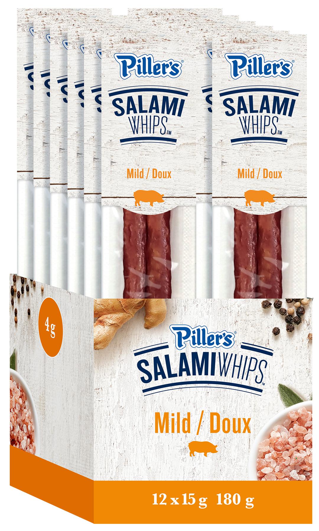 Piller\'s new meat snacks address consumer demand for shelf-stable ...