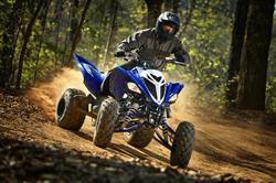 2018 Raptor 700R Sport ATV