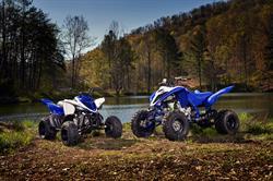 2018 Yamaha Youth ATVs