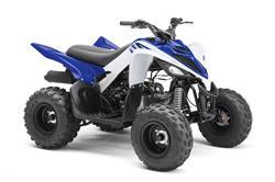 2018 Yamaha Raptor 90 Youth ATV