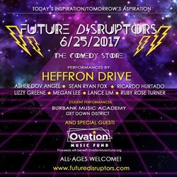 More information can be found at https://www.futuredisruptors.com
