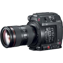 Canon EOS C200 EF Cinema Camera and 24-105mm Lens Kit