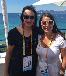 Andrea Kerekes, DGC's new Executive Vice President, Managing Director with agency Founder and CEO, Samantha DiGennaro
