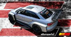 2017 Audi RS 3 LMS operated by eEuroparts.com and Indian Summer Racing - LMS Performance Group, LLC