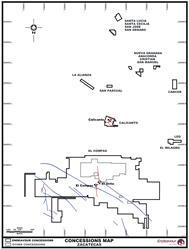 Endeavour Silver Zacatecas concessions