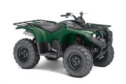 Yamaha Kodiak 450 Hunter Green