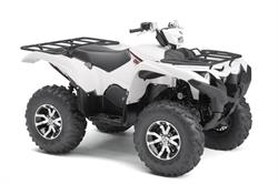 2018 Yamaha Grizzly EPS Alpine White