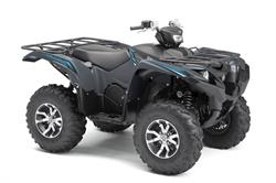 2018 Yamaha Grizzly EPS SE Matte Carbon