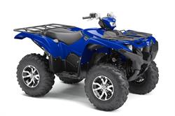 2018 Yamaha Grizzly EPS Yamaha Blue