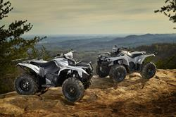 2018 Yamaha Kodiak 700 and Kodiak 450