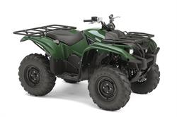 2018 Yamaha Kodiak 700 Hunter Green