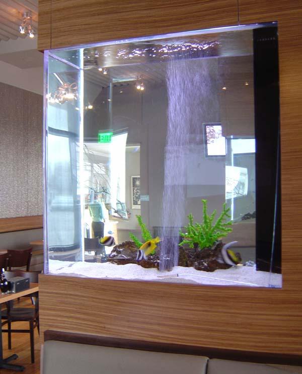 Truvu aquariums announces new innovative custom fish tank for Hagen s fish market