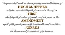 Hugh M. Hefner First Amendment Awards