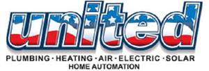United Plumbing Heating Air & Electric