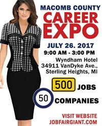 Sterling Heights Job Expo - July 26