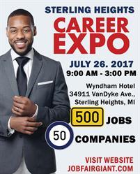 Detroit Job Fair - July 26