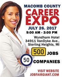 Michigan Career Expo - July 26