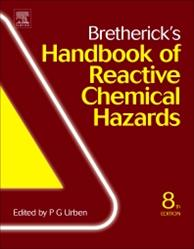 Elsevier, books, information analytics, chemical hazards, chemistry, chemical engineering