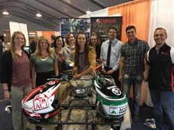 Yamaha NACT 2017 Scholarship, Utah State University