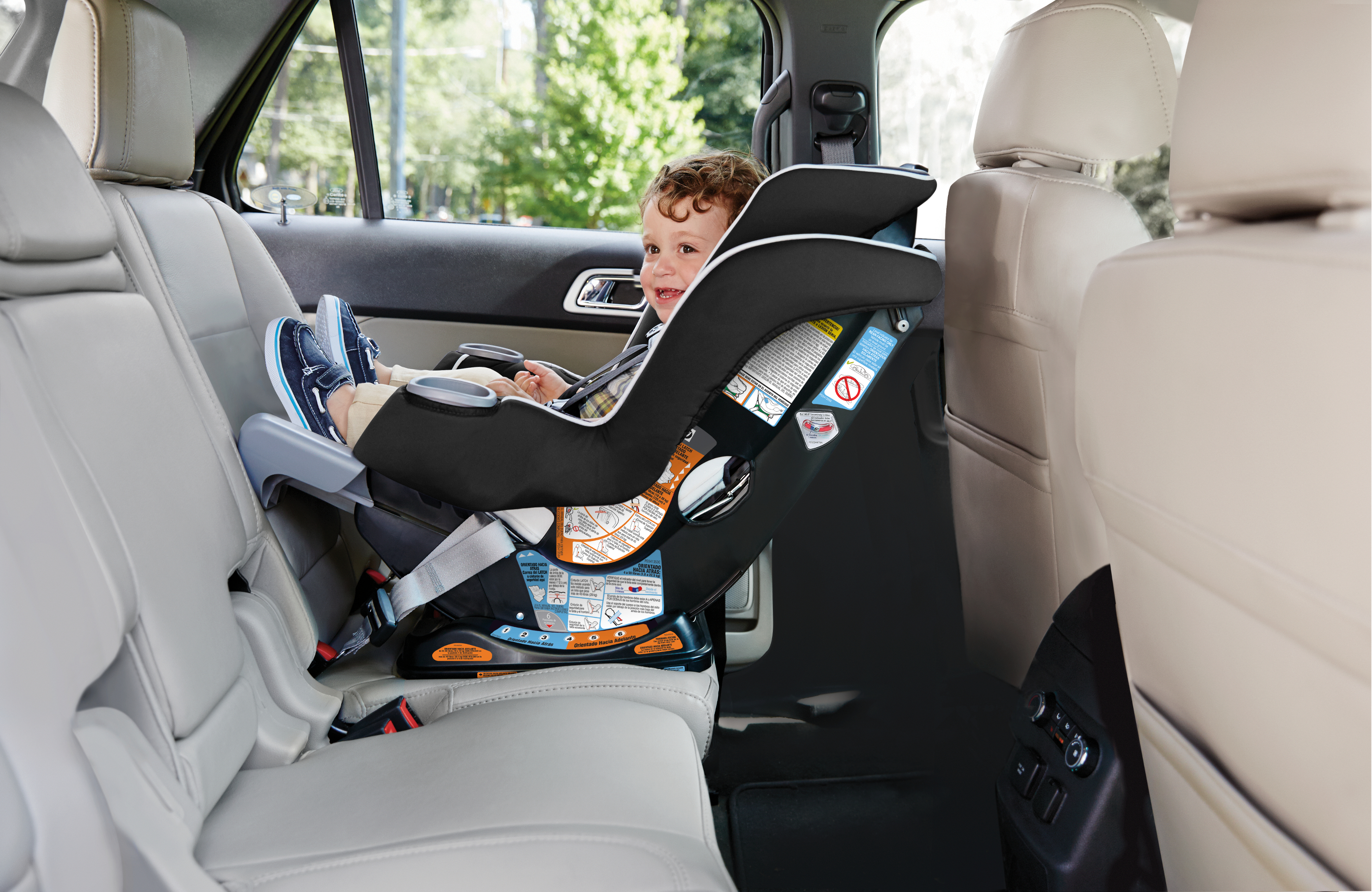 graco launches new extend2fit tm convertible car seat designed to allow children to safely. Black Bedroom Furniture Sets. Home Design Ideas