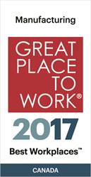 Great Place to Work - Manufacturing