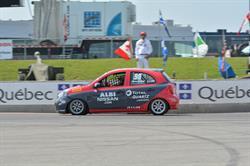 Olivier Bédard est le nouveau meneur au championnat des pilotes, après 8 courses disputées.