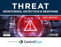 The 2017 Threat Monitoring, Detection and Response Report reveals that IT security professionals are struggling to manage the advanced cybersecurity threats their organizations face.