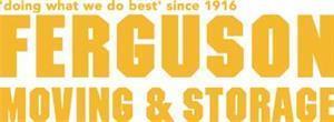 Ferguson Moving & Storage Logo