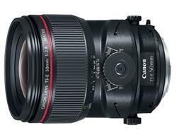 Canon TS-E 50mm f2.8L Macro Tilt Shift Lens