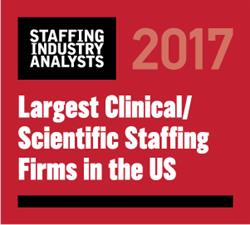 Largest Clinical Staffing Firms