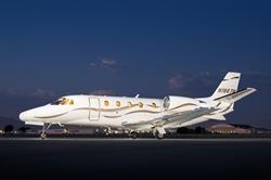 Silver Air Citation Excel
