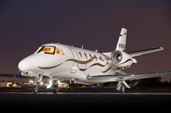 Silver Air Citation Excel Front