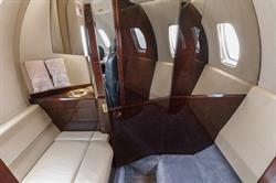 Silver Air Citation Excel Interior 3