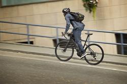 Yamaha UrbanRush Power Assist Electric Bike
