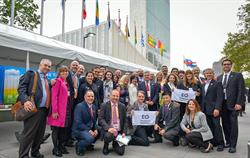 The Entrepreneurs Organization of New York brings together guests, change-makers and over 50 EO representatives from 9 countries at commemorative event held at the UN around the Sustainable Development Goals