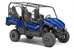Yamaha Wolverine X4 Yamaha Blue
