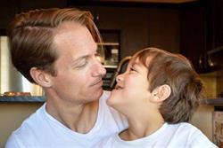 Dave Proctor & his son Sam