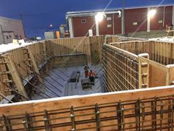 Picture 3: Hoist Building Construction