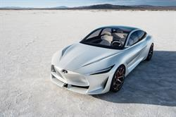 Following the brand's 28th birthday, INFINITI Motor Company achieved its eighth consecutive annual global sales record in 2017. INFINITI will show the Q Inspiration Concept at the North American International Auto Show in Detroit.