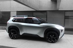 Nissan today revealed the Xmotion concept, a design exploration for a potentially groundbreaking compact SUV, building on the company's long history of cutting-edge crossovers and SUVs.