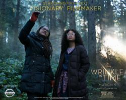 "Nissan is working with Walt Disney Studios Motion Pictures and the film's director, Ava DuVernay, to promote the ""Searching for the Next Visionary Filmmaker."" The contest seeks to inspire innovative directors - especially female filmmakers - to step up and share their voice. One lucky winner will receive $100,000 from Nissan to create their own film, plus a trip to Hollywood to attend the world premiere of ""A Wrinkle in Time"" and meet with DuVernay. The winner also will receive an all-new 2018 Nissan LEAF."