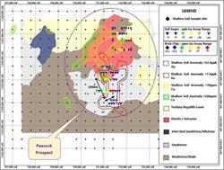 Figure 1 | Koan Nheak Property Regional Sampling Results