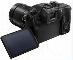 Panasonic Lumix GH5S Open LCD