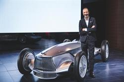Inspired by Japanese motorsport and craftsmanship, Karim Habib introduced the Prototype 9 at the Canadian International Auto Show.