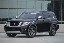 Combined U.S sales of Nissan crossovers, trucks and SUVs set a February record, up 9%. Nissan Armada SUV sales rose 11%, to 2,548 units.