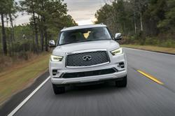INFINITI today reported sales of 12,820 vehicles in the U.S. during February, down 7%. The Q50 sports sedan had its best-ever February, up 13.4% to 3,904, while the Q70 luxury performance sedan increased 9% for the month. The updated 2018 QX80, INFINITI's premium full-size SUV, had its best February, with an increase of 4% to 1,689.